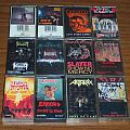 tapes for ThrashMetal1983 Tape / Vinyl / CD / Recording etc