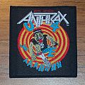 Anthrax - U4EAH patch