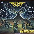Volture - On The Edge vinyl LP Tape / Vinyl / CD / Recording etc