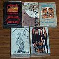 Metallica tapes Tape / Vinyl / CD / Recording etc