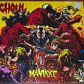 Ghoul - Maniaxe vinyl LP