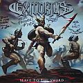 Exmortus - Slave To The Sword vinyl (signed)