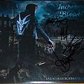 3 Inches Of Blood - Live At Mushroom : Vol. I (signed)