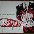 "Exhumed/Iron Reagan split 12"" vinyl Tape / Vinyl / CD / Recording etc"