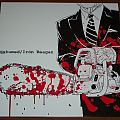 "Exhumed/Iron Reagan split 12"" vinyl"