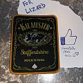 LEMMY KILMISTER - Jack Daniel's Style Tribute - Patch for Lizard