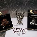 IRON MAIDEN Pin and Pendant - HAMMERFALL Pin for SEWE666