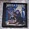MEGADETH - Countdown to Extinction - Patch