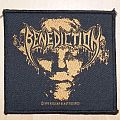 BENEDICTION - The Dreams You Dread - Patch [SOLD]