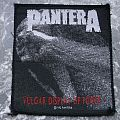 PANTERA - Vulgar Display of Power - 1992 - Patch