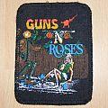 GUNS 'N' ROSES - Appetite for Destruction - Patch