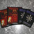 Sepultura - Patch - ONLY FOR REVIEW!!! SEPULTURA - Patches - for Reichhart666