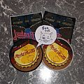 JUDAS PRIEST - Rocka Rolla & Point of Entry - Patches for Cerastoderma Edule