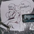 TOOL - 1993 Pin - for Odiumediae Other Collectable