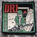 DRI - Dirty Rotten - Rubber Patch