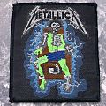 METALLICA - Ride the Lightning - Patch