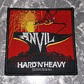 ANVIL - Hard 'n' Heavy - Patch