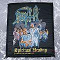 Death - Patch - DEATH - Spiritual Healing - 1990 - Patch