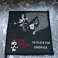 Flotsam and Jetsam - No Place for Disgrace - Patch