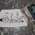 TOOL - 1993 Pin - for quixotic Pin / Badge