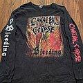 Cannibal Corpse - TShirt or Longsleeve - Cannibal Corpse The Bleeding Long Sleeve Bootleg