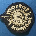 Mortal Kombat - Patch - Mortal Kombat - embroidered logo patch