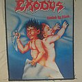 Exodus - Patch - Exodus - Bonded By Blood (1985) back patch