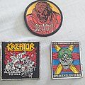 Death - Patch - My rubber patches