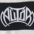 Alitor - Patch - Alitor - printed logo patch