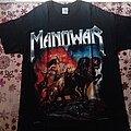 Manowar - TShirt or Longsleeve - Manowar official shirt 2005