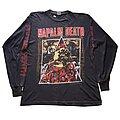 Napalm Death - TShirt or Longsleeve - Napalm death campaign for musical destruction tour 1992