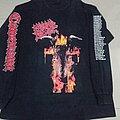 Morbid Angel - TShirt or Longsleeve - Morbid angel covenant tour 1993