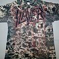 Slayer - TShirt or Longsleeve - Slayer logo tiedye