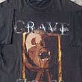 Grave - TShirt or Longsleeve - Grave hating live 90s