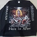 Immolation - TShirt or Longsleeve - Immolation here in after tour 1996