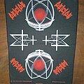 Deicide - Patch - Deicide legion backpatches