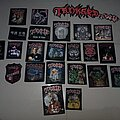 Tankard - Patch - A bunch of Tankard patches