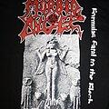 Morbid Angel - TShirt or Longsleeve - Morbid angel - formulas fatal to the flesh tour 1999