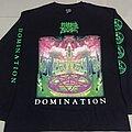 Morbid Angel - TShirt or Longsleeve - Morbid angel american domination tour 1995