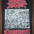 Morbid Angel - Patch - Morbid angel covenant backpatches