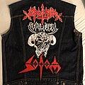 Sarcofago - Battle Jacket - Battle jacket