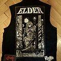Elder - Battle Jacket - Custom Black Kutte