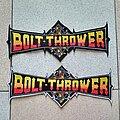 Bolt Thrower - Patch - Bolt Thrower Backshapes