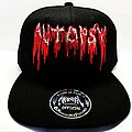 Autopsy - Other Collectable - Autopsy - Snapback Cap