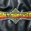 Bolt Thrower - Patch - Bolt Thrower - Logo Backshape