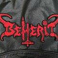 Beherit - Patch - Beherit - Logo Backshape