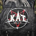 Kat - Patch - Kat - Metal And Hell Backpatch