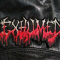 Exhumed - Patch - Exhumed - Logo Backshape