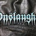 Onslaught - Patch - Onslaught - Logo Backshape