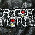 Rigor Mortis - Patch - Rigor Mortis - Logo Backshape